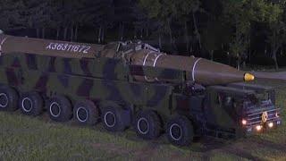 North Korea bolsters east coast defences