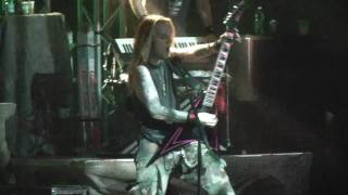 Children Of Bodom Ugly solos part live Milano 13 04 11