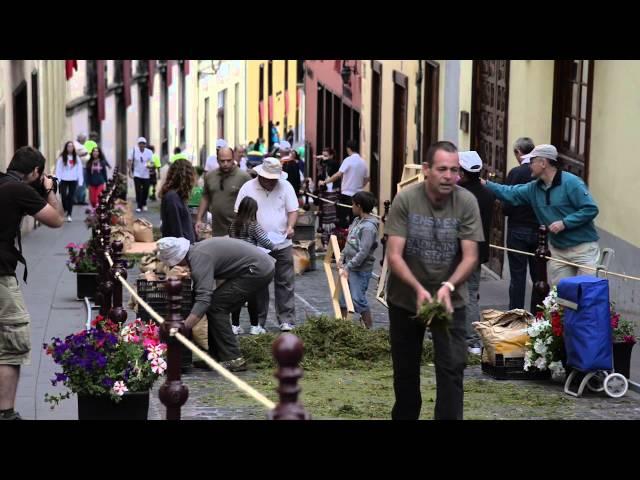 El día más grande de La Orotava, INFRAOCTAVA DEL CORPUS CHRISTI