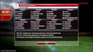 Pro Evolution Soccer PES 2014: World Challenge video