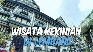 7 Tempat Wisata Kekinian dan Instagramable di Lembang