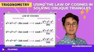 Grade 9 Math  Trigonometry – Law of Cosines   Numberbender