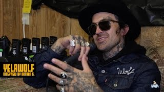 """Yelawolf on Making """"Best Friend"""" With Eminem & Thoughts on Religion"""