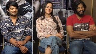 Raahu Movie Team Exclusive Interview | Subbu Vedula | Kriti Garg | AbeRaam | Manastars