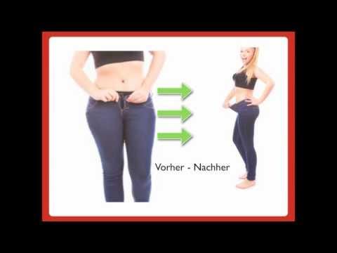 Video, wie das Fett der Seiten zu entfernen