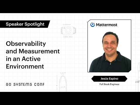 Image thumbnail for talk Observability and Measurement in an Active Environment