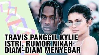Travis Scott Sebut Kylie Jenner