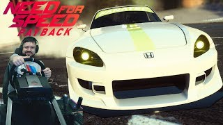 Жесткие уличные гонки в Need for Speed Payback