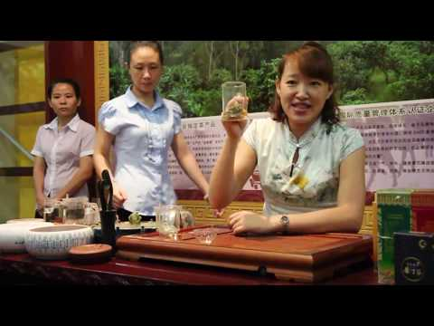 Чайный дом/дегустация чая на обзорной экскурсии о.Хайнань 2017