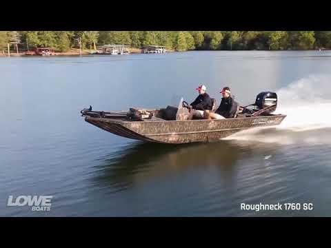 Lowe Fishing Boats