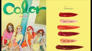 02. Color - MELODYDAY(멜로디데이