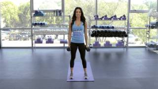 Autumn Calabrese Demonstrates Surrenders From 21 Day Fix