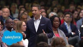 Salesforce Connections 2019 Keynote - Ch. 2: Innovation