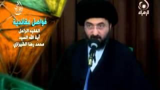 السيد محمد رضا الشيرازي   علي مع القرآن