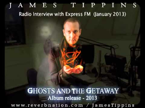 James Tippins - Express FM Interview - January 2013