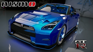 Nissan GT-R Nismo [Add-On | Tuning]