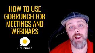 Vidéo de GoBrunch