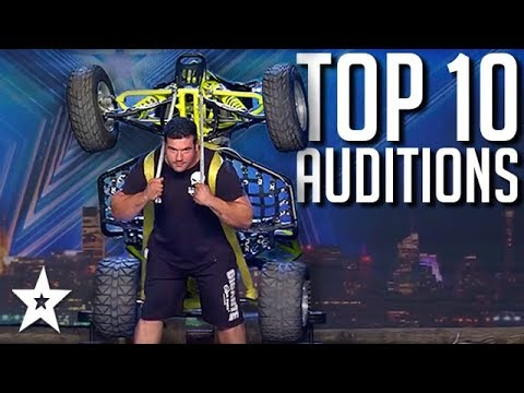 TOP 10 MOST VIEWED Auditions on Spain's Got Talent 2019 (видео)