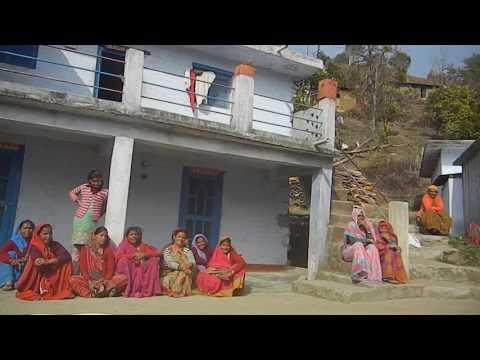 Women Group, Bisari, Champawat (महिला संगठन, बिसारी - चम्पावत)