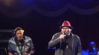 Aaron Neville  - Congo Square  8-4-16 Brooklyn Bowl, NY