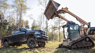 Take your truck off-road they said..