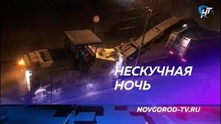Жители домов на Стратилатовской страдали бессонницей из-за ночных дорожных работ