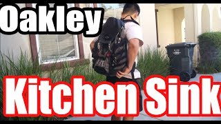 Oakley Back Pack kitchen sink Product Review