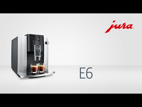 Кофемашина JURA E60 (черный)