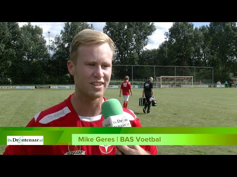 "VIDEO | Mike Geres wint met BAS ook tweede oefenduel: ""Lekker doelpunten maken"""