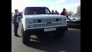 Chevrolet Blazer CUCV 1985 год