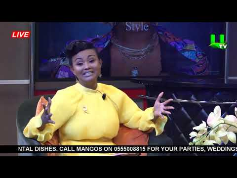 Fameye , Kidi And Kelvinboy Perform Live On United Showbiz With Empress Nana Ama Mcbrown