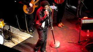 Lovin You Baby - Charles Bradley @ Music Hall of Williamsburg, 4/1/2011