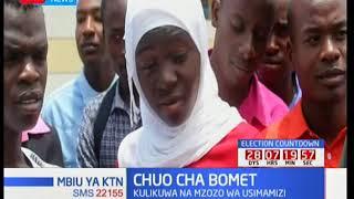 Gavana Mike Sonko akutana na wadau wa magari ya uchukuzi jijini kuhusu kanuni mpya