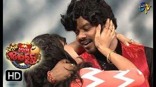 Sudigaali Sudheer Performance | Extra Jabardasth | 29th September 2017| ETV  Telugu