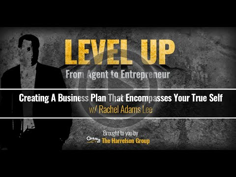 , title : 'Creating A Business Plan That Encompasses Your True Self w/Rachel Adams Lee | Level Up Podcast