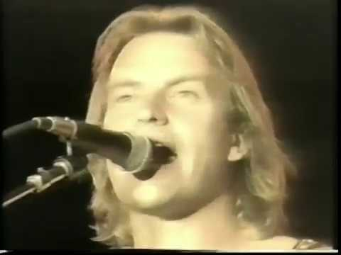 Sting - Spirits In The Material World (Buenos Aires 11-12-1987)
