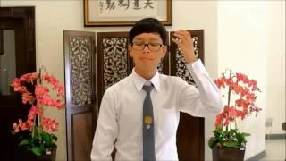 เทปบันทึกภาพส่งประกวดสุนทรพจน์ภาษาจีน 汉语桥·2016全球外国人汉语大会