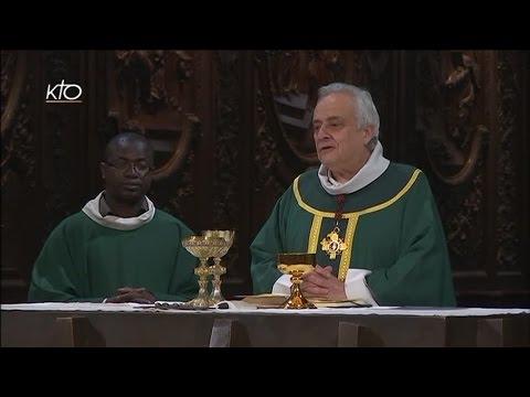 Messe du 1er juillet 2016