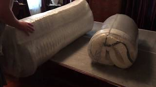 Making My Own Mattress With 100% All Natural Talalay