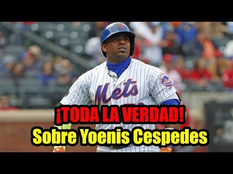 """¡TODA LA VERDAD! sobre la """"desaparición"""" de Yoenis Céspedes"""