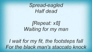 Bauhaus - Poison Pen Lyrics_1