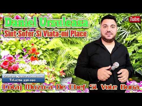 Daniel Ursuleasa – Sint sofer si viata-mi place Video