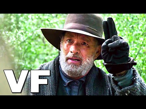 LA MISSION Bande Annonce VF (2021) Tom Hanks, Western
