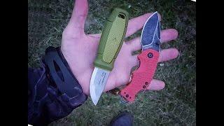 Morakniv Eldris Neck Knife Black (12629) - відео 1
