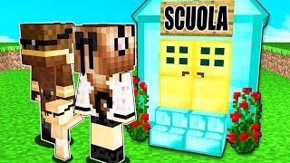 IL PRIMO GIORNO DI SCUOLA DI MIO FIGLIO! - Casa di Minecraft #11