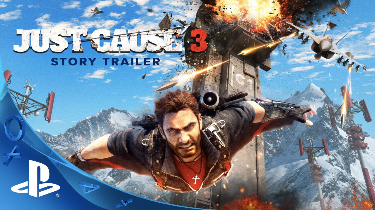 Behind the Chaos of Just Cause 3