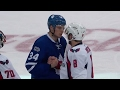 Maple Leafs and Capitals shake hands after six thrilling games