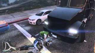 Hai anh em chơi GTA 5 #6 - Náo loạn đường phố