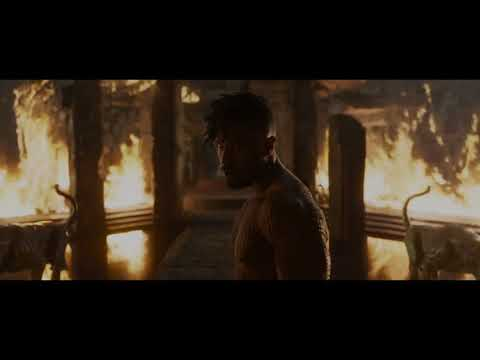 Black Panther Official Trailer (16 Feb, 2018)