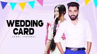 Wedding Card To Facebook  Jaggi Jagowal
